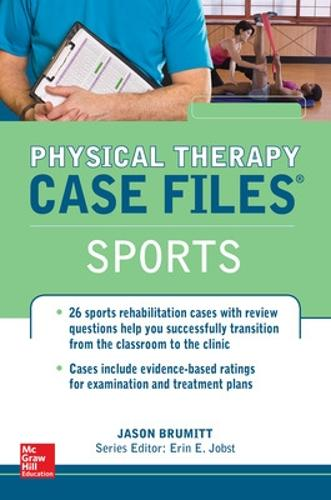 Physical Therapy Case Files, Sports - LANGE Case Files (Paperback)