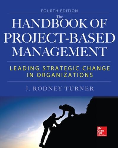 Handbook of Project-Based Management (Hardback)