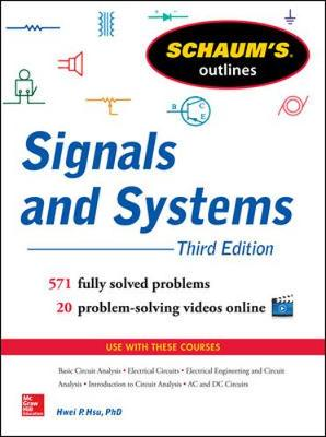 Schaum's Outline of Signals and Systems (Paperback)