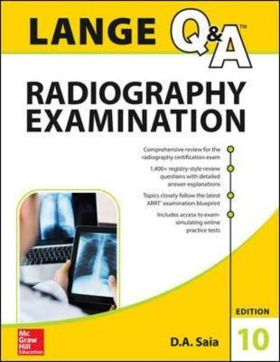 LANGE Q&A Radiography Examination, Tenth Edition (Paperback)
