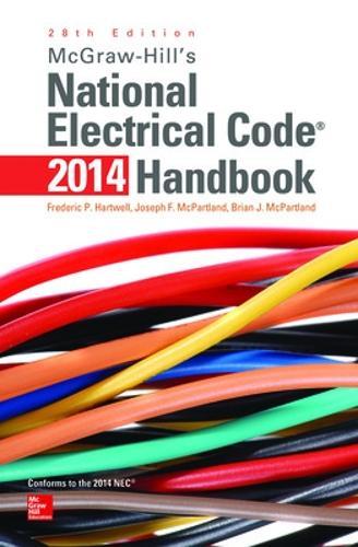 McGraw-Hill's National Electrical Code 2014 Handbook (Hardback)