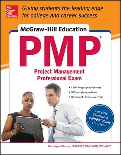 McGraw-Hill Education PMP Project Management Professional Exam (Paperback)