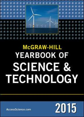 McGraw-Hill Education Yearbook of Science & Technology 2015 (Hardback)