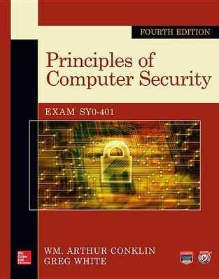 Principles of Computer Security, Fourth Edition (Book)