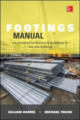 Footings Manual: Pre-Designed Foundation and Anchorage for Single Story Buildings (Hardback)