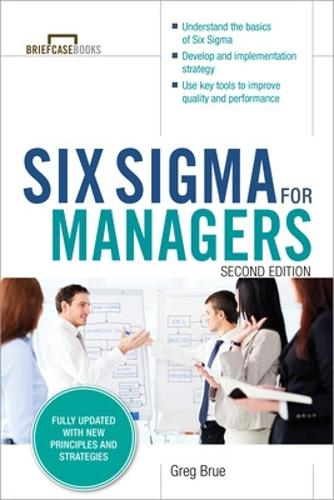 Six Sigma for Managers, Second Edition (Briefcase Books Series) (Paperback)