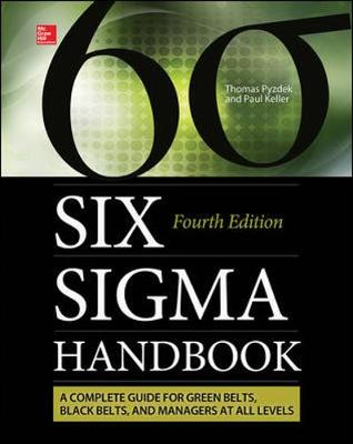 The Six Sigma Handbook, Fourth Edition (Hardback)