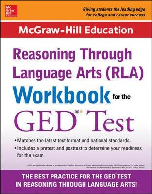McGraw-Hill Education RLA Workbook for the GED Test (Paperback)
