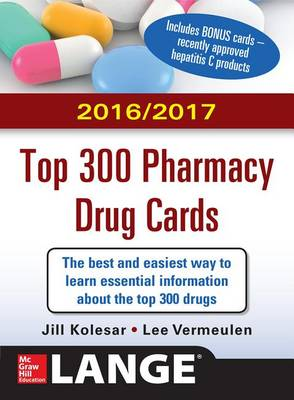 McGraw-Hill's 2016/2017 Top 300 Pharmacy Drug Cards (Paperback)