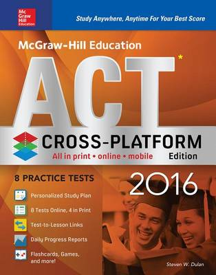 McGraw-Hill Education ACT 2016 (Paperback)
