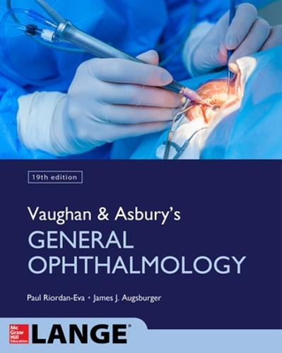 Vaughan & Asbury's General Ophthalmology (Paperback)