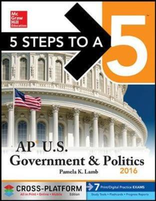 5 Steps to a 5 AP US Government & Politics 2016 (Paperback)