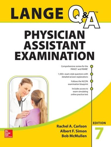 LANGE Q&A Physician Assistant Examination, Seventh Edition (Paperback)