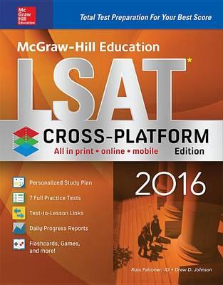 McGraw-Hill Education LSAT 2016 (Paperback)