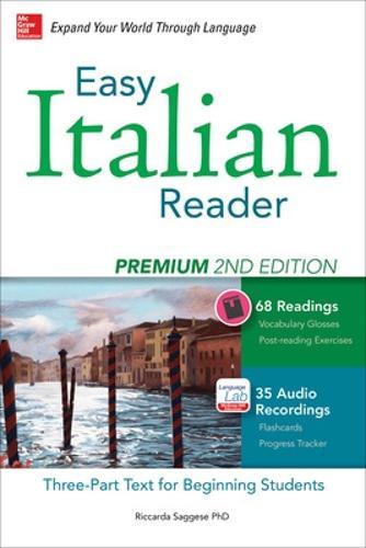 Easy Italian Reader, Premium - Easy Reader Series (Paperback)