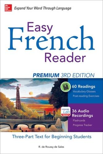 Easy French Reader Premium, Third Edition - Easy Reader Series (Paperback)