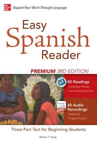 Easy Spanish Reader Premium, Third Edition - Easy Reader Series (Paperback)