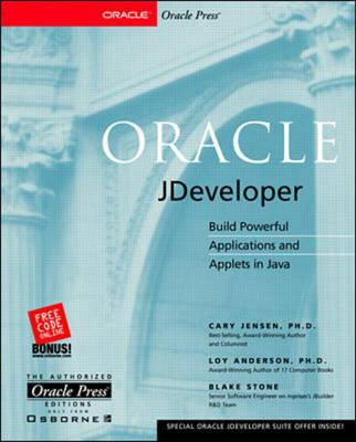 Oracle JDeveloper (Hardback)