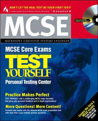 MCSE Core Exams Test Yourself Personal Testing Center