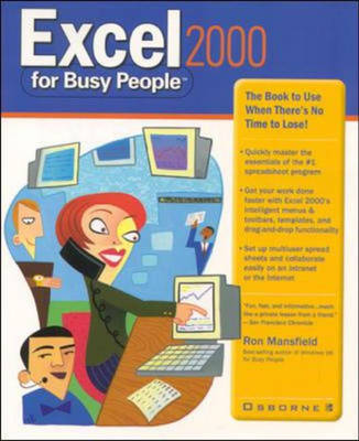 Excel 2000 for Busy People - Busy People S. (Paperback)