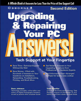 Upgrading and Repairing Your PC Answers!: Certified Tech Support - Answers! S. (Paperback)