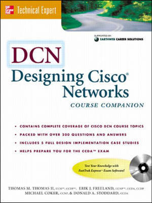 DCN: Designing Cisco Networks - Course Companion - McGraw-Hill Technical Expert