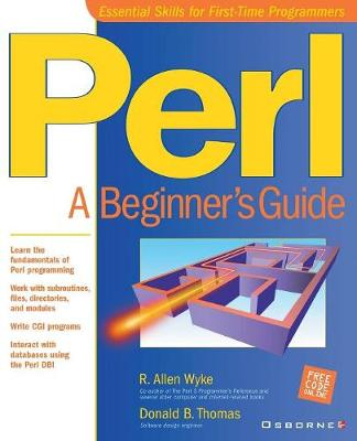 Perl: A Beginner's Guide (Paperback)