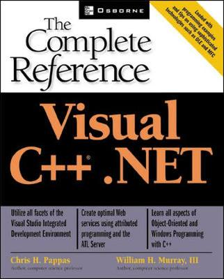 """""""Visual C++"""".NET: The Complete Reference - The Complete Reference (Paperback)"""