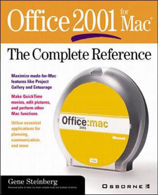 Office 2001 for the Mac: The Complete Reference - The Complete Reference (Paperback)