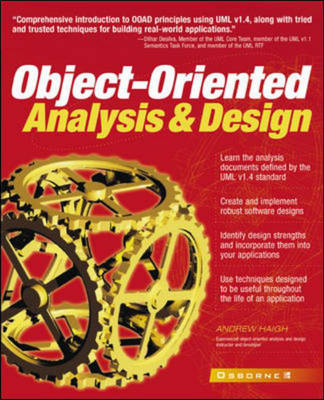 Object-Oriented Analysis & Design (Paperback)