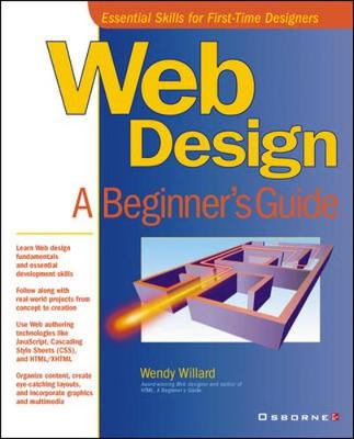 Web Design: A Beginner's Guide (Paperback)