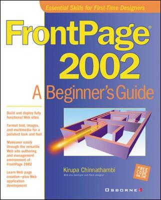 FrontPage 2002: A Beginner's Guide (Paperback)
