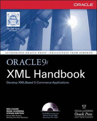 Oracle9i XML Handbook - Oracle Press Series
