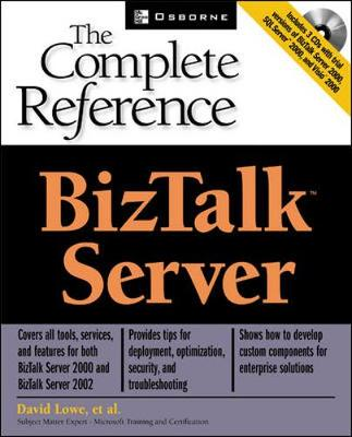 BizTalk Server 2000 - Osborne Complete Reference Series (Paperback)