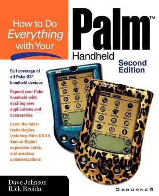 How to Do Everything with Your Palm Handheld (Paperback)