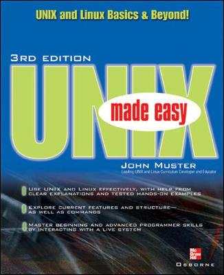 Unix Made Easy: The Basics and Beyond (Paperback)