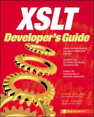 XSLT: Developer's Guide - Application Development S. (Paperback)