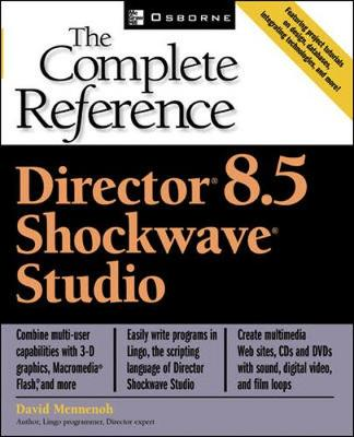 Director 8.5 Shockwave Studio - Osborne Complete Reference Series (Paperback)