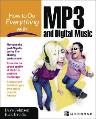 How to Do Everything with MP3 and Digital Music - HTDE S. (Paperback)