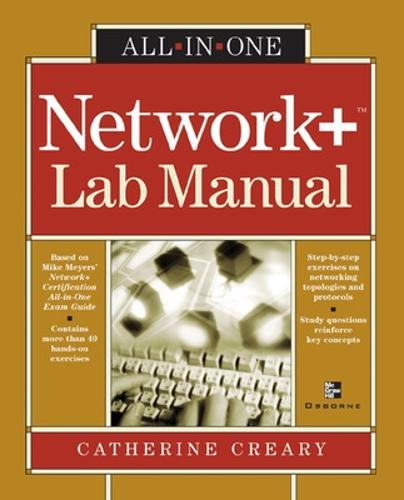 Network+ Certification All-in-one Lab Manual - All-In-One (Hardback)