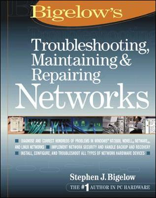 Troubleshooting, Maintaining and Repairing Networks (Paperback)