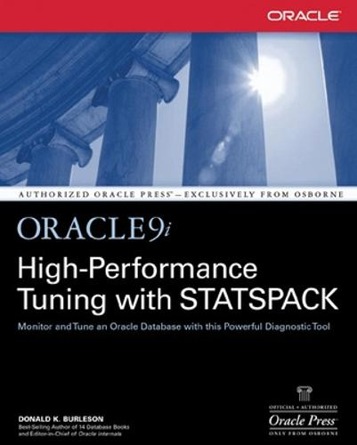 Oracle9i High-Performance Tuning with STATSPACK - Oracle Press (Paperback)