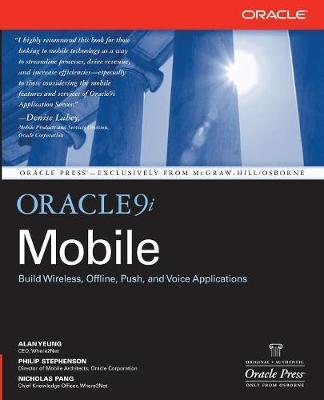 Oracle Mobile - Oracle Press Series (Paperback)