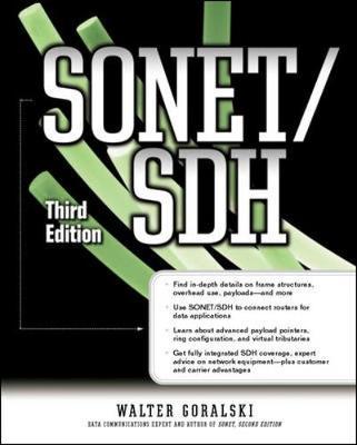 Sonet/SDH Third Edition (Paperback)
