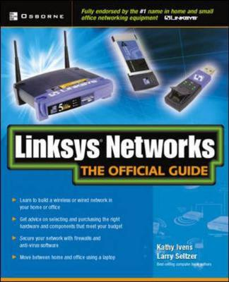 Linksys Networks: The Official Guide (Paperback)