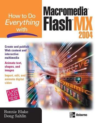 How to Do Everything with Macromedia Flash X - How to Do Everything (Paperback)