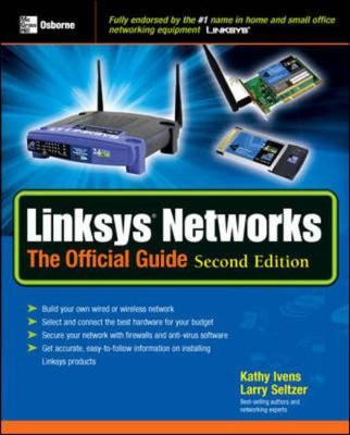 Linksys Networks: The Official Guide, Second Edition (Paperback)