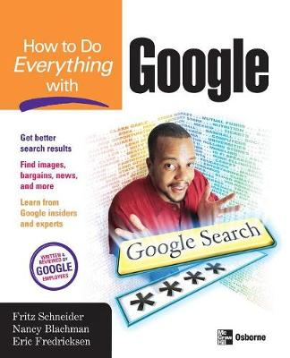 How to Do Everything with Google - HTDE S. (Paperback)