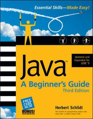 Java: A Beginner's Guide, Third Edition - Beginner's Guide (Paperback)