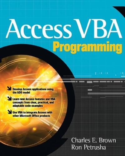 Access VBA Programming (Paperback)